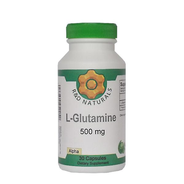 L-Glutamine_